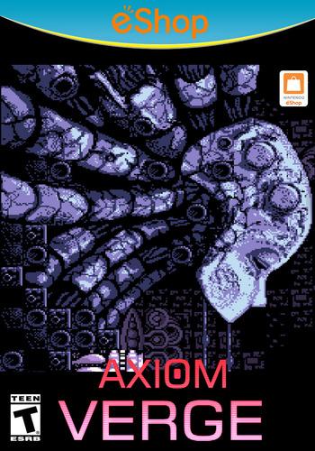 Axiom Verge WiiU coverM2 (AVEE)