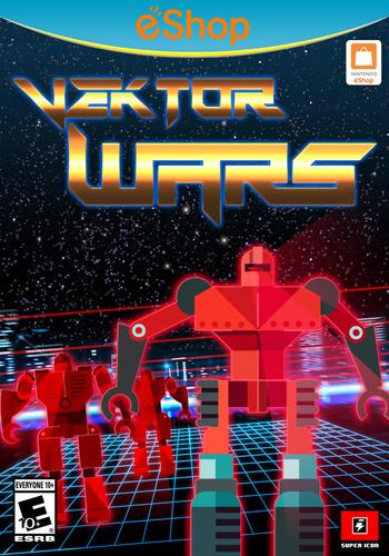 Vektor Wars WiiU coverM2 (AVWE)