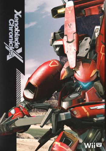 Xenoblade Chronicles X WiiU coverM2 (AX5E01)