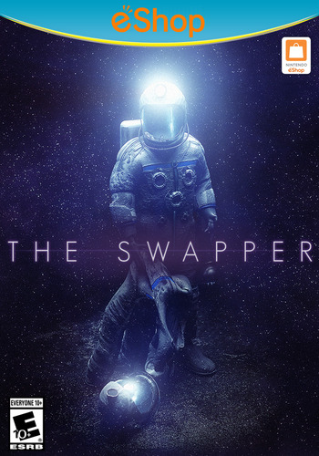 The Swapper WiiU coverM2 (AXZE)