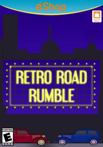 Retro Road Rumble WiiU coverM2 (AYRE)