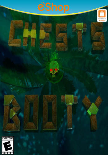 Chests O' Booty WiiU coverM2 (BCBE)