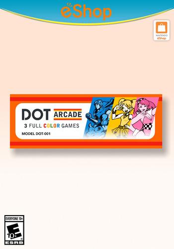 Dot Arcade WiiU coverM2 (BDAE)