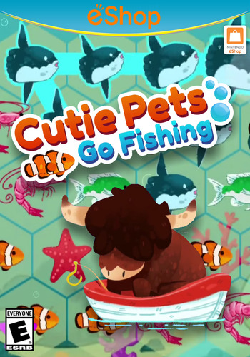 Cutie Pets Go Fishing WiiU coverM2 (BFGE)
