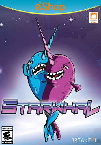 STARWHAL WiiU coverM2 (BJTE)