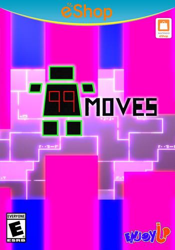 99Moves WiiU coverM2 (BMVE)
