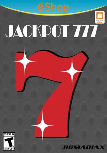 Jackpot 777 WiiU coverM2 (BMWE)