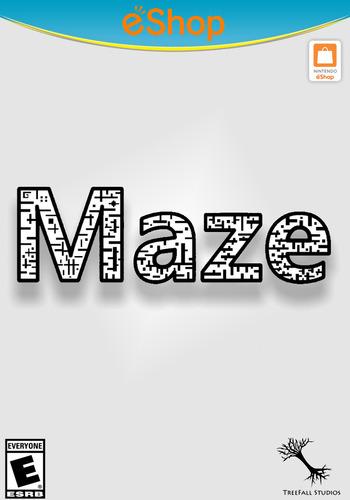 Maze WiiU coverM2 (BMZE)