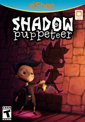 Shadow Puppeteer WiiU coverM2 (BPWE)
