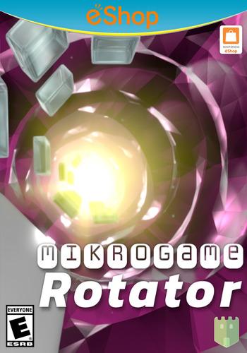 MikroGame: Rotator WiiU coverM2 (BR7E)