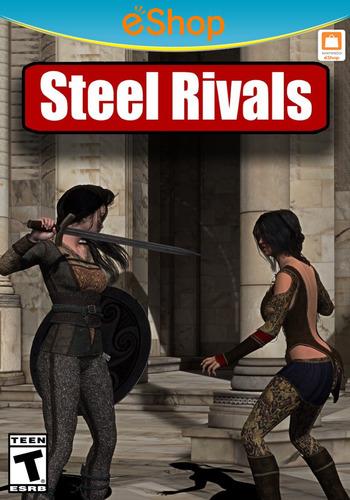 STEEL RIVALS WiiU coverM2 (BRCE)