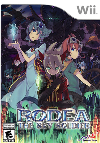 Rodea the Sky Soldier WiiU coverM2 (BRDENS)