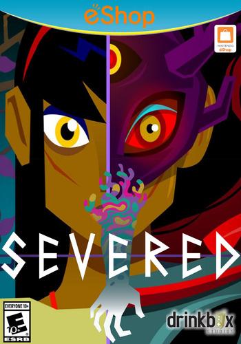 Severed WiiU coverM2 (BSJE)