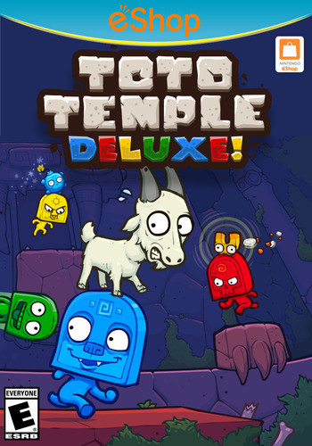 Toto Temple Deluxe WiiU coverM2 (BT2E)