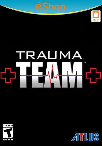 Trauma Team WiiU coverM2 (VA6E)