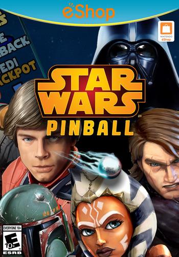 Star Wars Pinball WiiU coverM2 (WA2E)