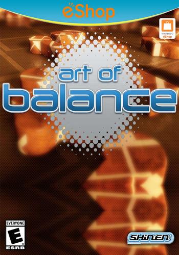 Art of Balance WiiU coverM2 (WABE)