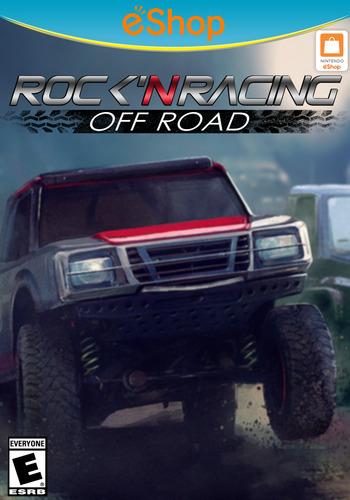 Rock 'N Racing Off Road WiiU coverM2 (WAEE)