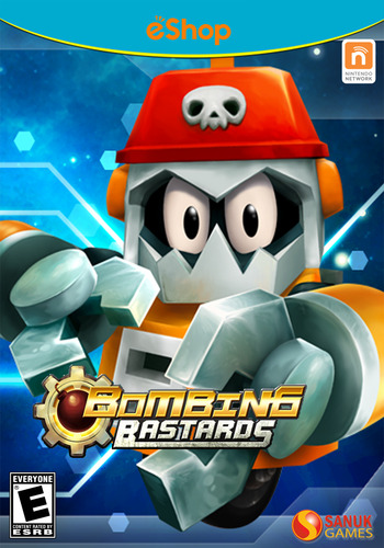 Bombing Bastards WiiU coverM2 (WBXE)