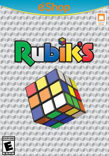 Rubik's Cube WiiU coverM2 (WC2E)