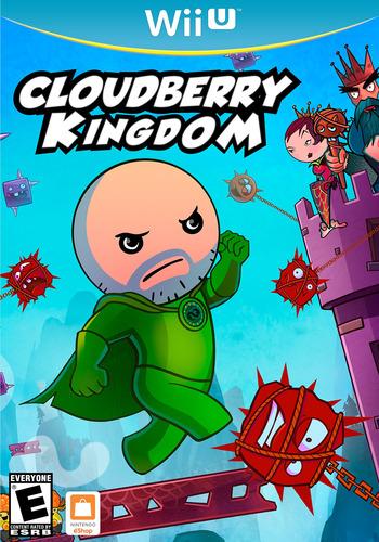 Cloudberry Kingdom WiiU coverM2 (WCKE)