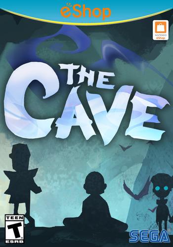 The Cave WiiU coverM2 (WCVE)