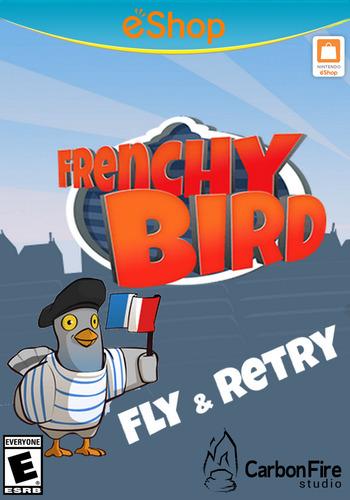 Frenchy Bird WiiU coverM2 (WFUE)
