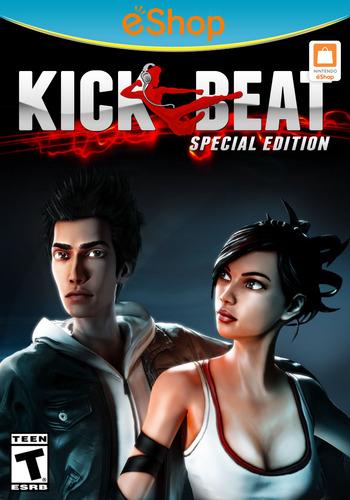 KickBeat Special Edition WiiU coverM2 (WKBE)