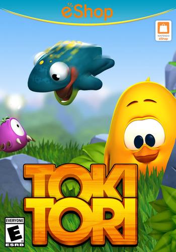Toki Tori WiiU coverM2 (WKRE)
