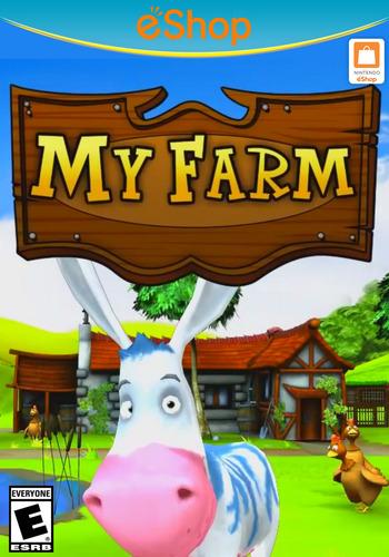 My Farm WiiU coverM2 (WMFE)