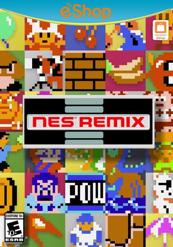 NES Remix WiiU coverM2 (WMGE)