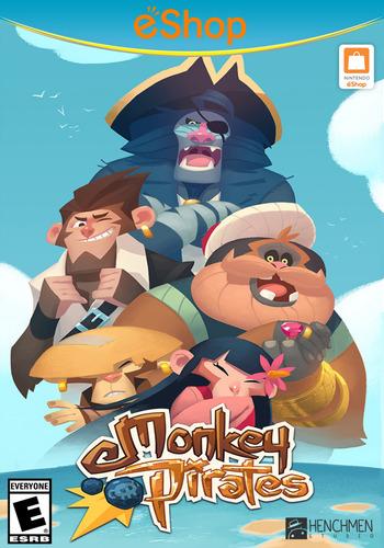 Monkey Pirates WiiU coverM2 (WMPE)