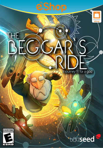 The Beggar's Ride WiiU coverM2 (WTRE)