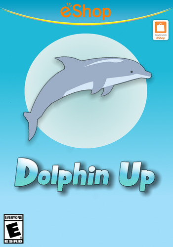 Dolphin Up WiiU coverM2 (WUPE)
