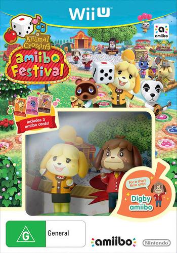 Animal Crossing: amiibo Festival WiiU coverMB (AALP01)