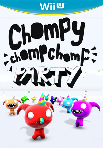 Chompy Chomp Chomp Party WiiU coverMB (BCHP)