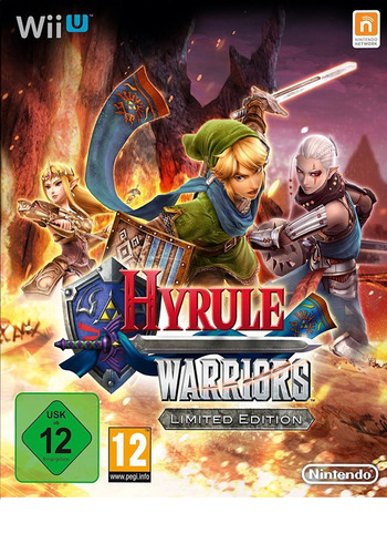 Hyrule Warriors WiiU coverMB (BWPP01)