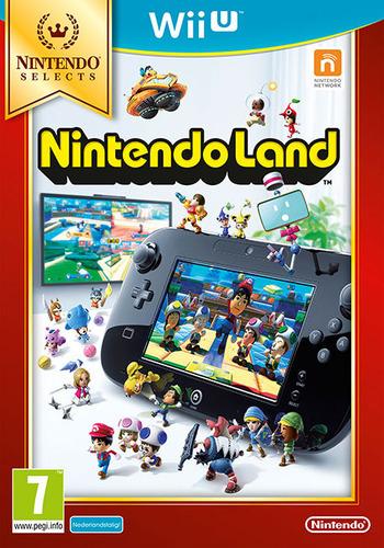 Nintendo Land WiiU coverMB (ALCP01)