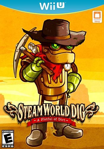 SteamWorld Dig WiiU coverMB (ADGE)