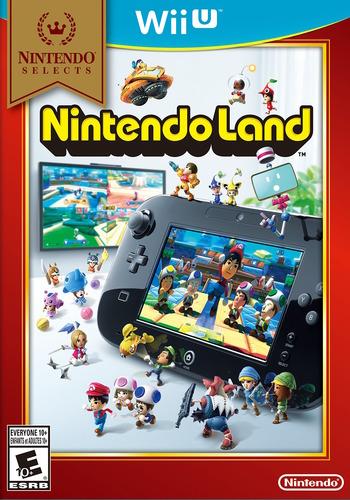 Nintendo Land WiiU coverMB (ALCE01)