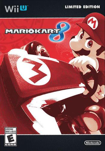 Mario Kart 8 WiiU coverMB (AMKE01)