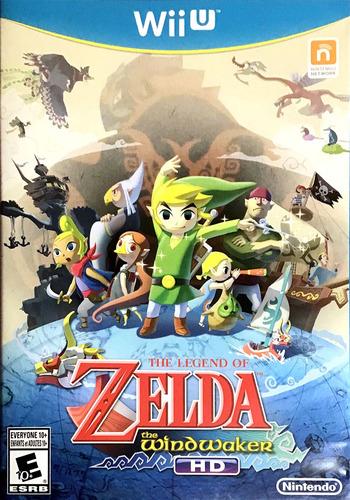 The Legend of Zelda: The Wind Waker HD WiiU coverMB (BCZE01)