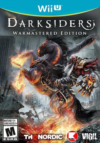 Darksiders - Warmastered Edition WiiU coverMB (BEDE6V)