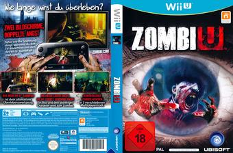 ZombiU WiiU cover (AZUD41)