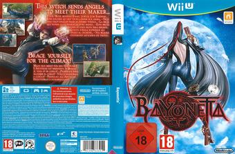 Bayonetta WiiU cover (AAFD01)