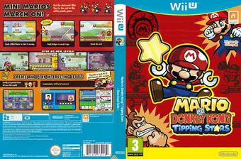 Mario vs. Donkey Kong: Tipping Stars eShop cover (WAFP)
