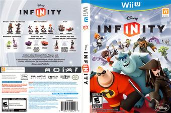 Disney Infinity WiiU cover (ADSE4Q)