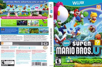 New Super Mario Bros. U WiiU cover (ARPE01)