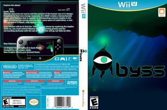 Abyss eShop cover (AVKE)