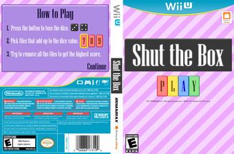 Shut the Box eShop cover (BSHE)